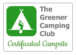 Certificated Greener Camping Club Site